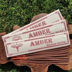Amber - Encens ambre en...