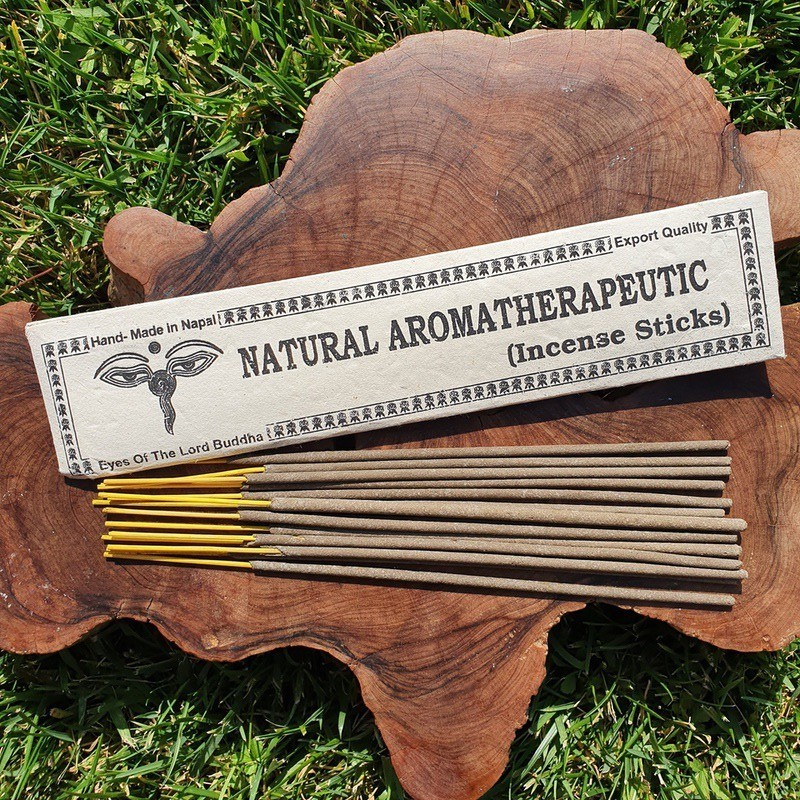 Natural Aromatherapeutic - Encens népalais en bâtonnets
