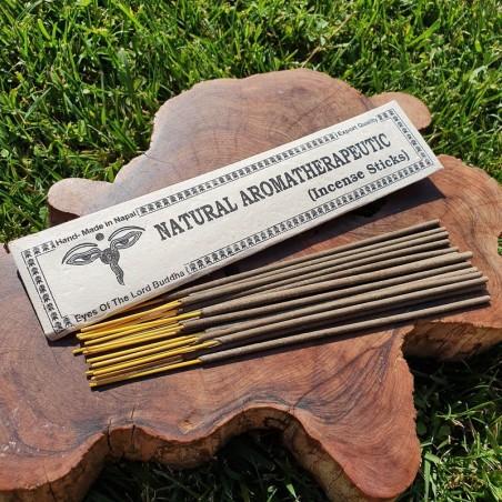 Natural Aromatherapeutic - Encens népalais en bâtonnets - Encens népalais
