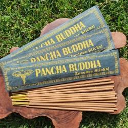 Pancha Buddha - Encens...