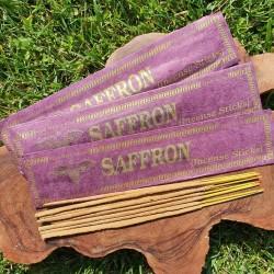 Saffron - Encens au safran...