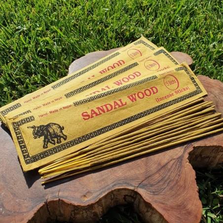Sandal wood - Encens au bois de santal du Népal - Encens népalais