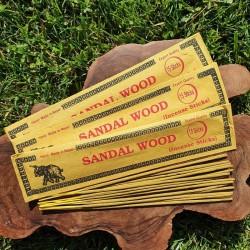 Sandal wood - Encens au...