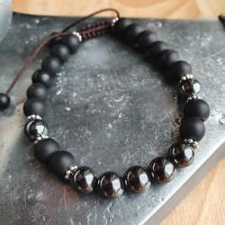 Bracelet mala tibétain...