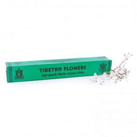 """Encens tibétain """"Tibetan Flowers"""" en bâtonnets - Encens tibétain"""