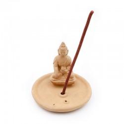 Porte encens Bouddha en...