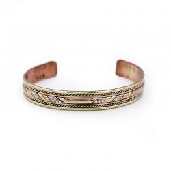 Bracelet tibétain en...