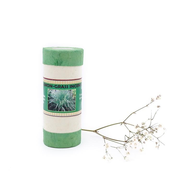 Lemon-Grass - Encens bouthanais à la citronnelle