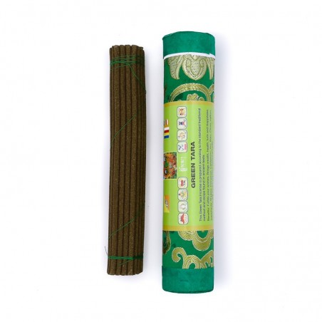 Green Tara - Encens bouthanais - Encens bhoutanais