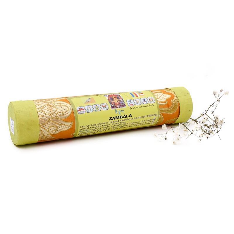 Zambala Incense - Encens bouthanais