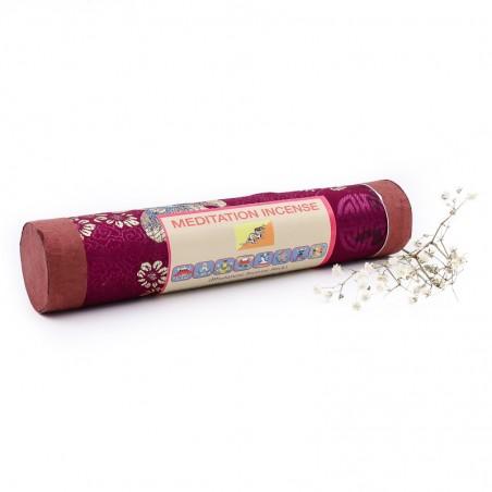 Meditation Incense - Encens bouthanais de méditation - Encens bhoutanais