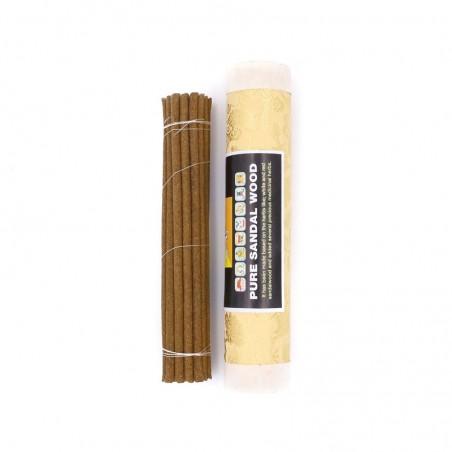 Pure Sandal Wood - Encens bouthanais au bois de santal blanc et rouge - Encens bhoutanais