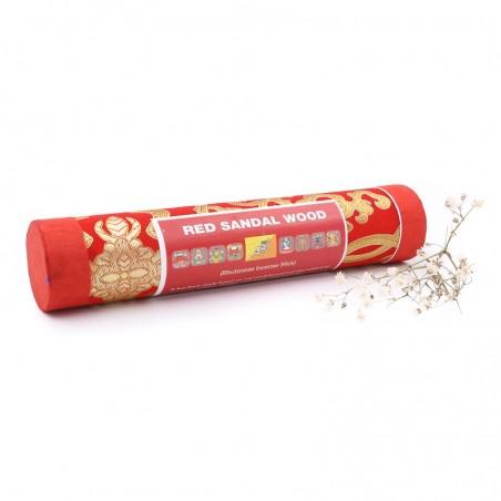 Red Sandal Wood - Encens bouthanais au bois de santal rouge - Encens bhoutanais