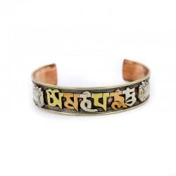 "Bracelet tibétain ""Om Mani..."