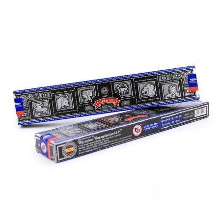 Encens Super Hit Satya en bâtonnets - Encens indien - Encens indien