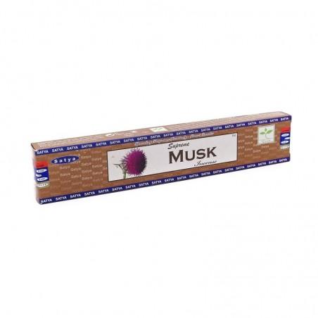 Supreme Musk Incense - Encens musc - Encens indien
