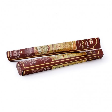 Encens Hem Precious Chandan - boîte de 20 bâtonnets - Encens indien