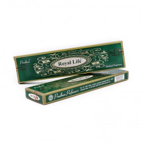 Encens indien Pradhan Royal life Spiritual Fragrance - Encens indien