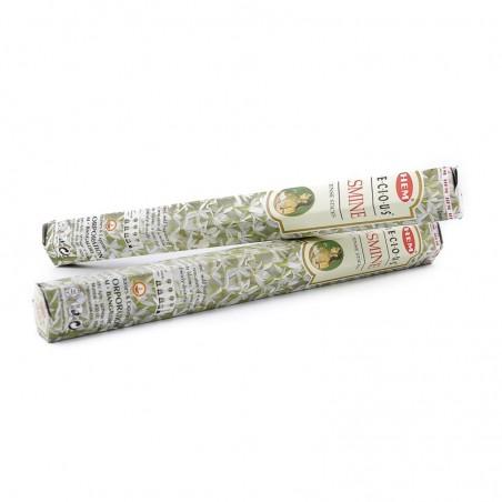 Encens Hem Precious Jasmine - boîte de 20 bâtonnets - Encens indien
