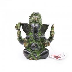 Statue Ganesh méditation...