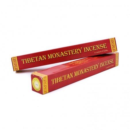 Tibetan Monastery Incense - Encens tibétain traditionnel - Encens tibétain