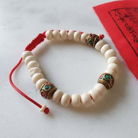 """Bracelet """"Baguwa"""" - Bracelets malas tibétains"""