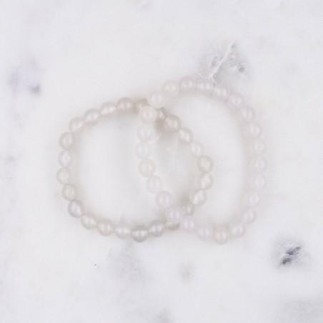Bracelet pierre de lune - Bracelets en pierres naturelles