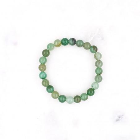 Bracelet jade de Birmanie - Bracelets en pierres naturelles