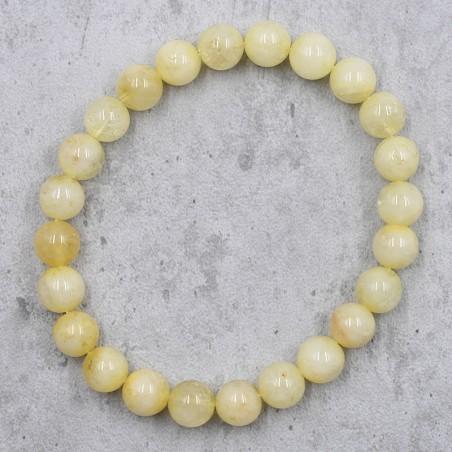 Bracelet citrine - Bracelets en pierres naturelles