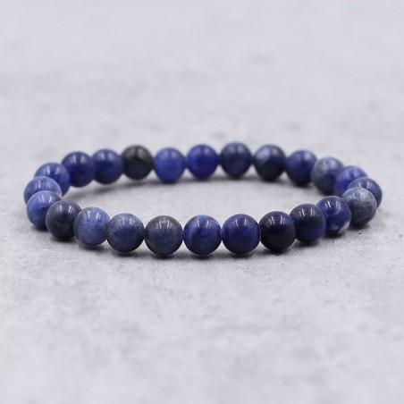 Bracelet sodalite - Bracelets en pierres naturelles