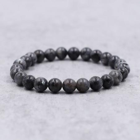 Bracelet larvikite - Bracelets en pierres naturelles
