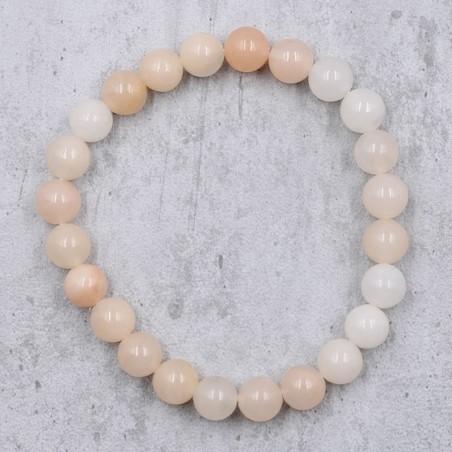Bracelet pierre de soleil - Bracelets en pierres naturelles