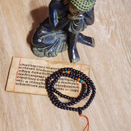 "Collier ""Himal ko gaon"" - Colliers malas tibétains"