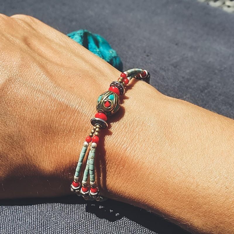 """Bracelet tibétain """"First dream"""""""