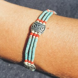 """Bracelet tibétain """"Ramri..."""
