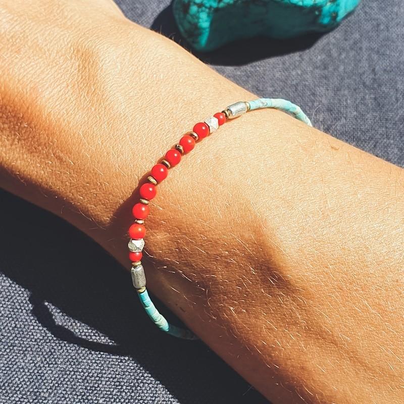 """Bracelet tibétain """"Jeunesse"""""""