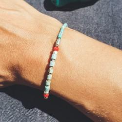 "Bracelet tibétain ""Tendresse"""